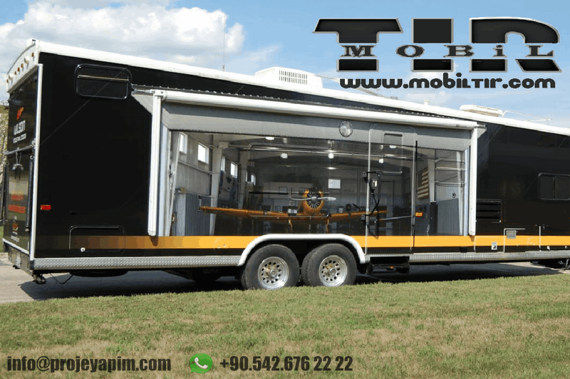 advertisment truck trailers