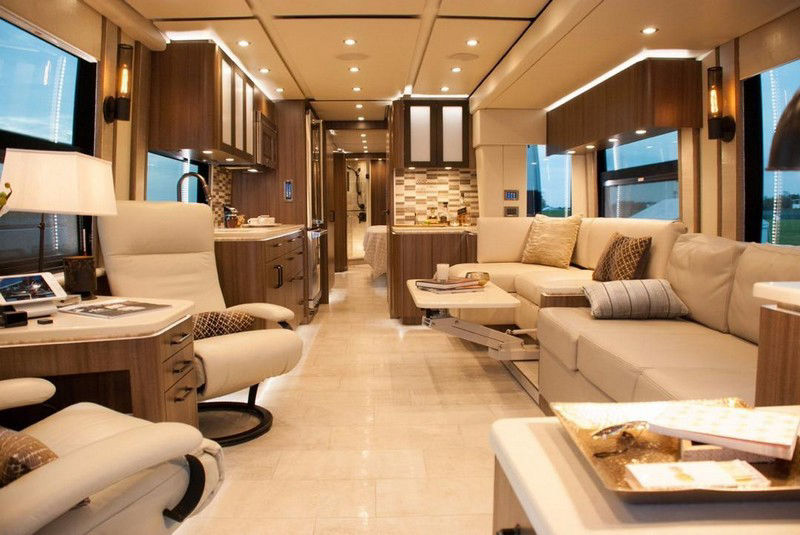 business luxury coach  bus