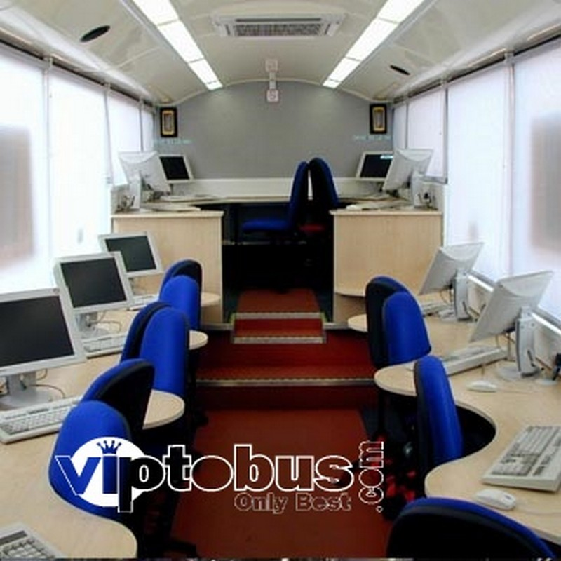 Cuctom OFFICE BUS