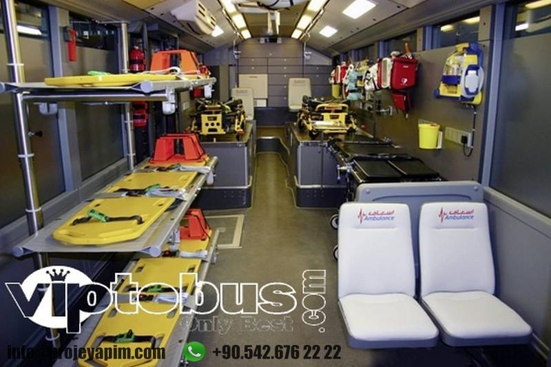 EMS emergency first aid truck trailer