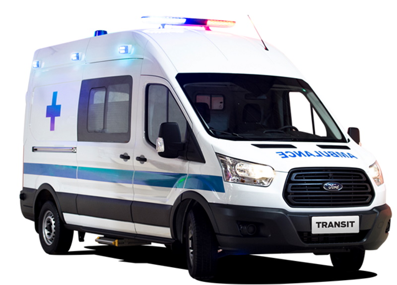 EMS VEHICLES EMERGENCY TYPE AMBULANCE TRANSFER TYPE AMBULANCE