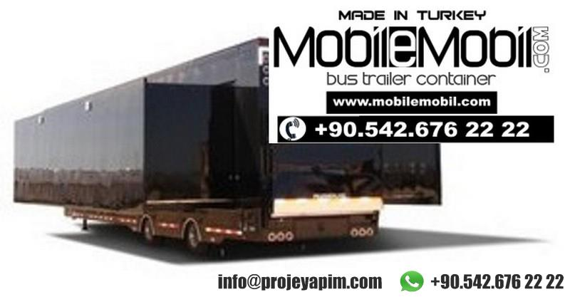 expandable event mobile trailer