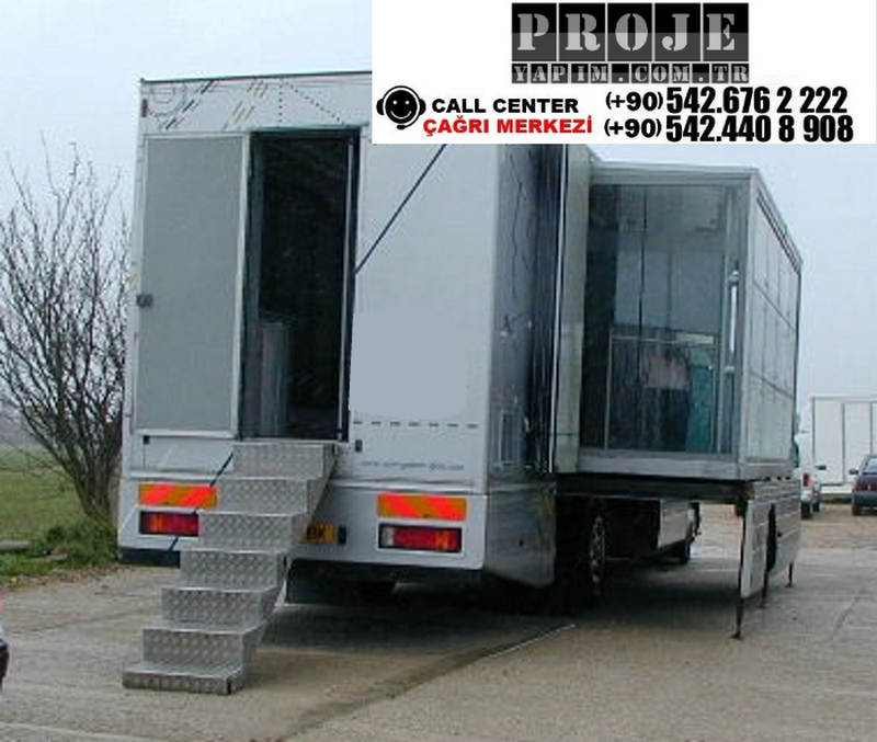 mobile clinic trailers