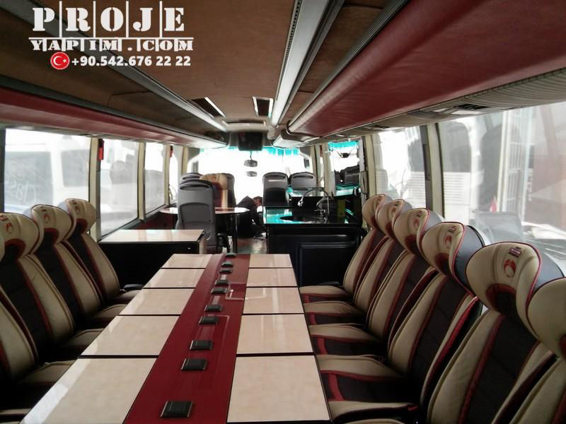special training bus manufacture