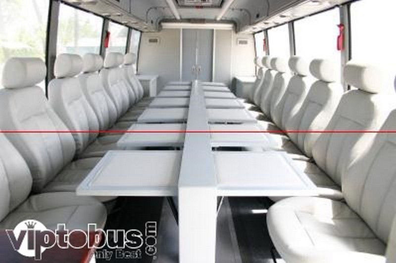 mobile office coach bus