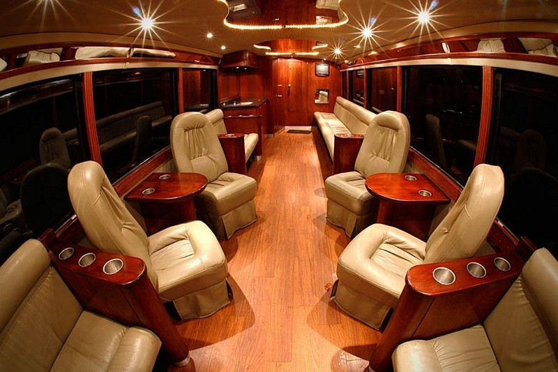 vip bus designer Turkey