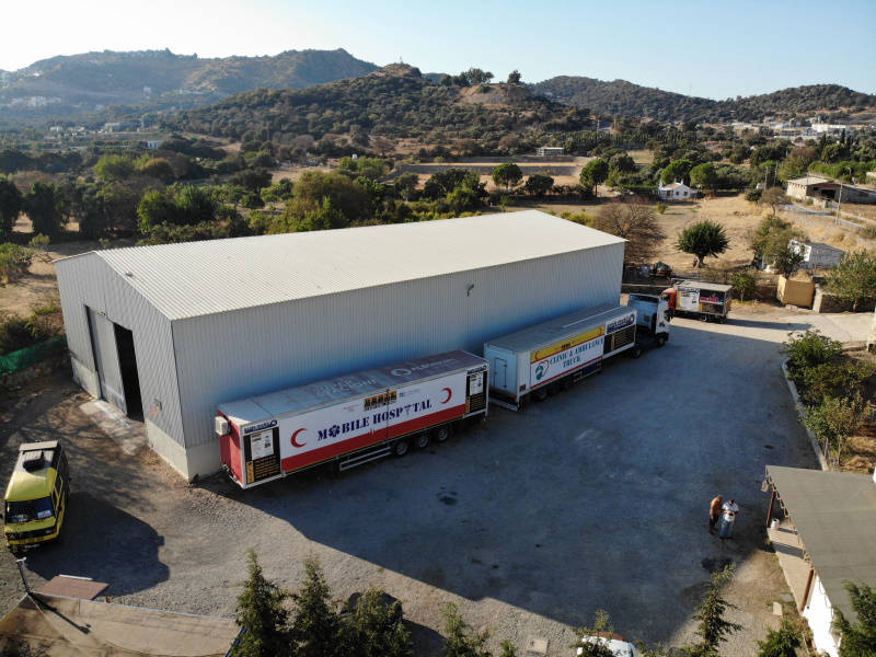 Biggest Bus and Truck Trailer Fabric in TURKEY